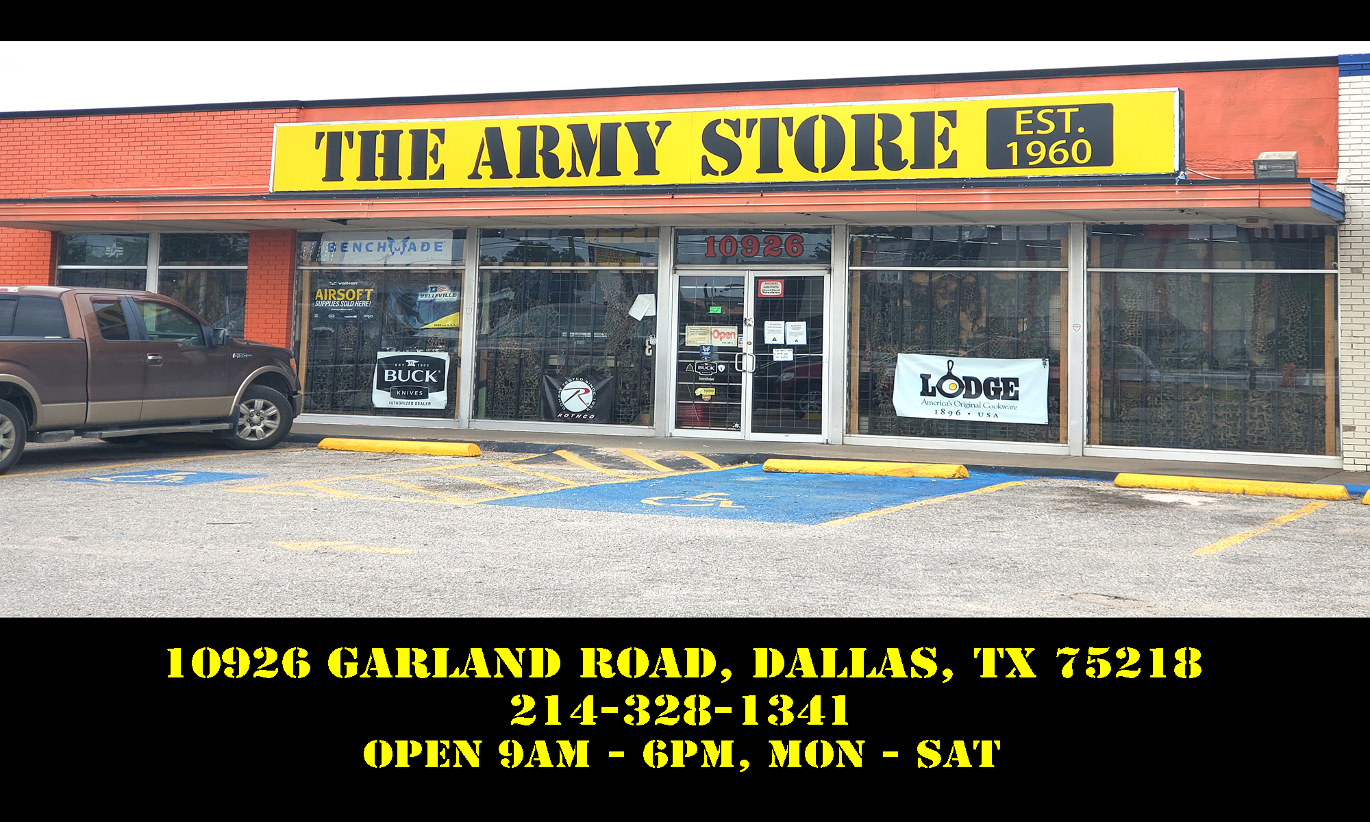 The Army Store